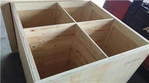 外贸木箱打包
