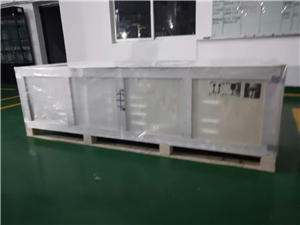 大型电机设备包装制作