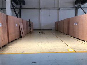 大型电机设备包装打包