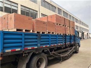 异形机械设备木包装箱