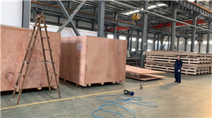 异形机械设备木包装箱定制
