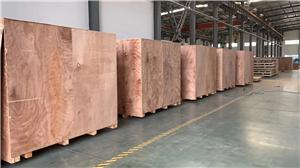 异形机械设备木包装箱制作