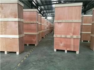 机床设备木箱包装制作