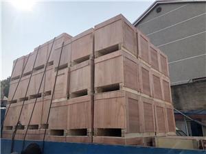 空运木箱制作