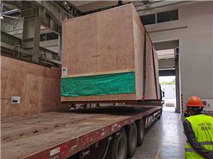 重型木箱制作