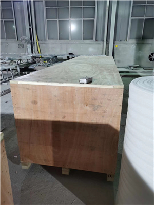 防震木箱制作